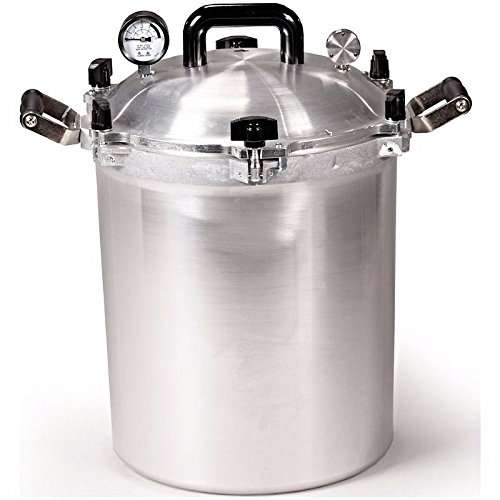 All American 30 Quart Pressure Cooker Canner Deal (Large Image)