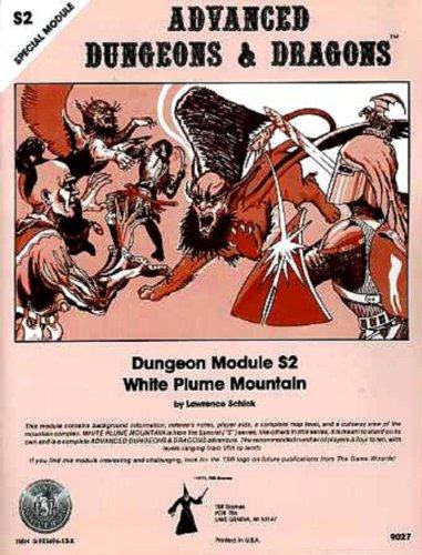 White Plume Mountain (Advanced Dungeons & Dragons Module, No. S2) (S2-shop)