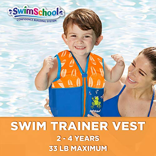 SwimSchool Swim Trainer Vest