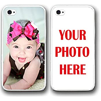 amazon com personalized add your photo iphone 5 5s case