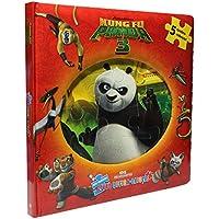 Kung Fu Panda 3: Meu Primeiro Livro Quebra-Cabeças