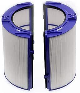 Bluelirr - Filtro para Dyson Pure Cool TP04 / HP04 / DP04 / TP05 ...
