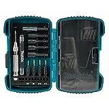 Makita T-03090 33Pc Countersink & Driver Bit Assorted Accessory Kit
