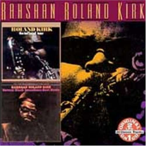 CD : Rahsaan Roland Kirk - Inflated Tear/ Natural Black Inventions (CD)