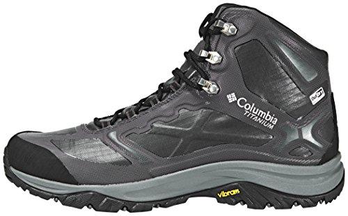Columbia terrebonne Outdry Extreme Mid–Zapatos Hombre–negro 2017 Black/White