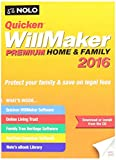 Quicken WillMaker Premium Home & Family 2016