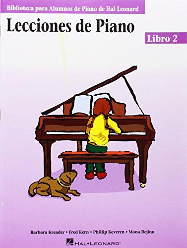 Descargar Libro Lecciones De Piano, Libro 2 Barbara Kreader