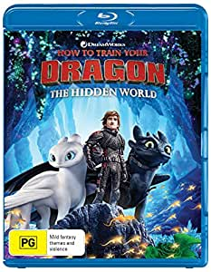 How To Train Your Dragon: The Hidden World (Blu-ray + Digital)