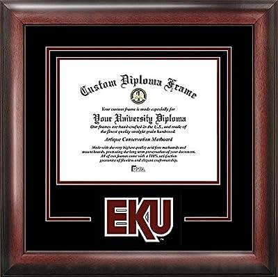 Eastern Kentucky University Spirit Graduate Diploma Frame - 2017 Graduation Diploma Frame