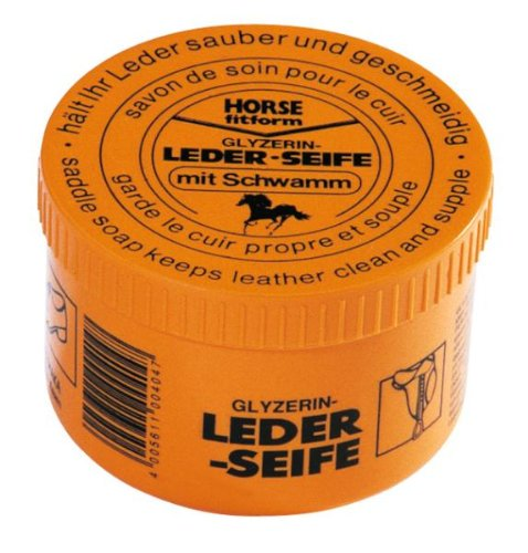 Sattel- und Lederseife 250g Horse Fitform