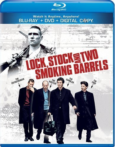 Lock, Stock and Two Smoking Barrels (Blu-ray + DVD + Digital Copy) by Universal Studios