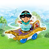 Fisher-Price Little People Disney Princess Parade Jasmine & Abus Float