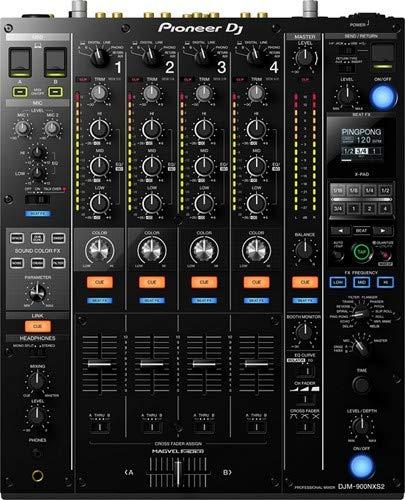 Pioneer DJ DJ Mixer DJM-900NXS2 (Best Value Dj Mixer)