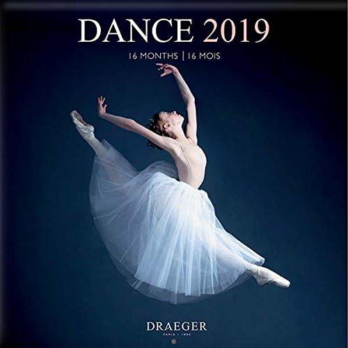 Draeger 79003099Grande Calendario Da Parete 29X 29Cm Danza 2019