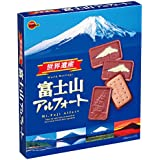 ブルボン 地域限定 富士山 アルフォート 3箱入