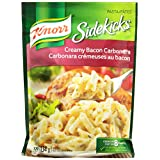 Knorr Sidekicks Creamy Bacon Carbonara Pasta 134g, 8 count