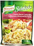Knorr Sidekicks Creamy Bacon Carbonara Pasta 134g, 8 count