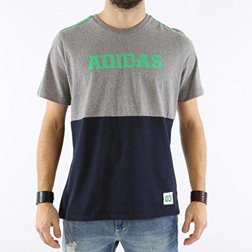Adidas t-shirt mehrfarbig AN8796-5