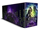 Myths & Legends: A Paranormal Romance and Urban Fantasy Boxed Set Collection offers