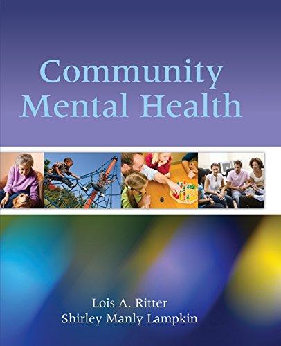 Community Mental Health by Jones & Bartlett Learning