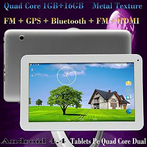 New Cheap 10 Inch Mtk8127 Quad Core Tablet Pc Capacitive Screen Android 4.4 Tablet 1G 8G Wifi Gps Fm Bluetooth Coupons