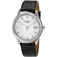Longines White Dial Unisex Watch