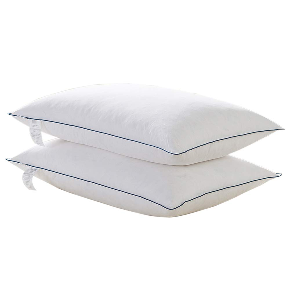feather pillows amazon