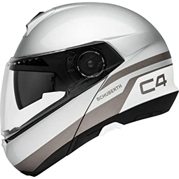 SCHUBERTH C4 PULSE SILVER 57-M-7 1/8