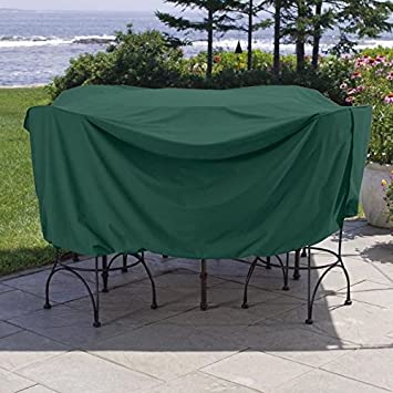 Weather Wrap Round Pub Height Table U0026 Chairs Cover Part 46
