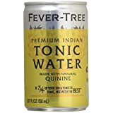 Fever-Tree Premium Indian Tonic Water Cans - 8 x 150ml (40.58fl oz)