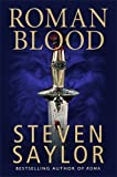 Roman Blood by Steven Saylor front cover