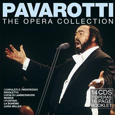 THE OPERA COLLECTION: Luciano Pavarotti: Amazon.es: Música