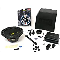 Select Increments 40473KL Stealth Pod with Kicker Speakers