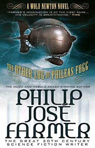 book cover of The Other Log of Phileas Fogg