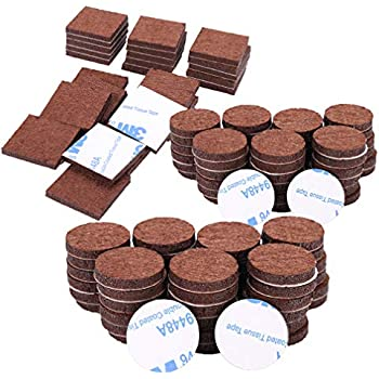 225 Piece Premium Furniture Felt Pads Maveek Furniture