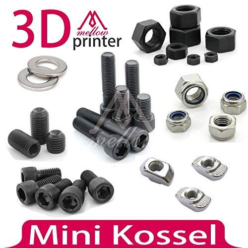 Impresora 3D. Para uso de marco de extrusión de aluminio 2020 ...