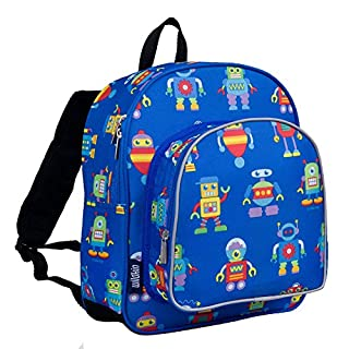Wildkin 12 Inch Backpack, Robots (B004N8D2Y6) | Amazon Products