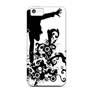 Shock Absorption Hard Cell-phone Cases For Iphone 5c (TVg3269qSzW) Unique Design Nice Linkin Park Skin