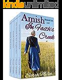Amish in Faith's Creek 4 Book Set: (Amish Romance Boxed Set) (Amish Short Romance)