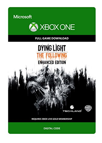 [Dying Light: The Following - Enhanced Edition - Xbox One Digital Code] (Zombie Quarantine)