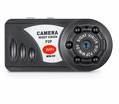 HITSAN q7 mini wifi dvr 720p wireless ip camcorder video rec