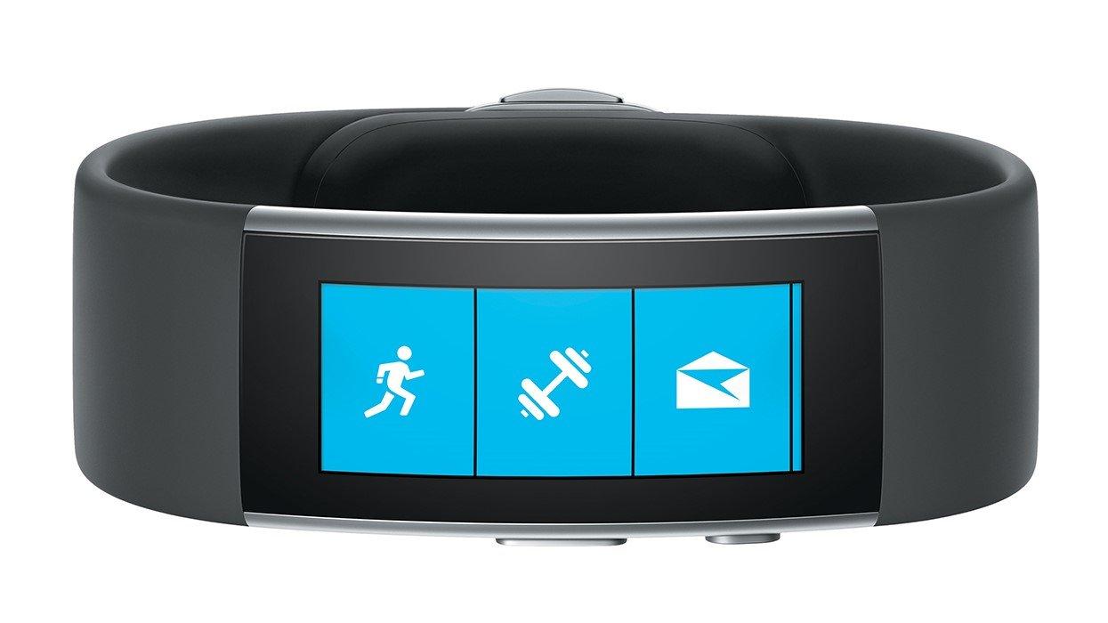 Microsoft Band 2 - Monitor de Actividad (Bluetooth 4.0, AMOLED, Li ...