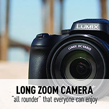 Panasonic Lumix Fz80 4k 60x Zoom Camera, 18.1 Megapixels, Dc Vario 20-1200mm Lens, F2.8-5.9, 4k 30p Video, Power O.i.s, Wifi – Dc-fz80k (Usa Black) 6