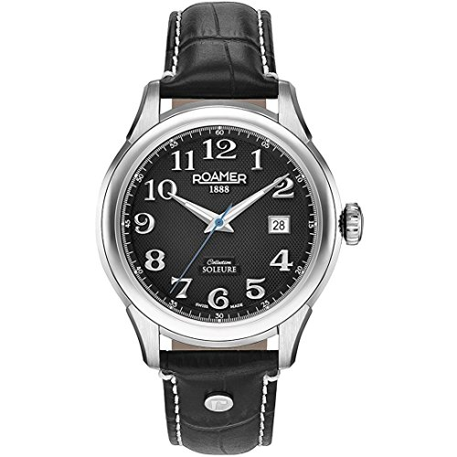 Roamer Mens Watch Soleure Automatic 545660 41 56 05