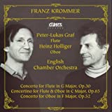 Concerto pour flûte op.30 / Concerto pour hautbois / Concertino pour flûte & hautbois