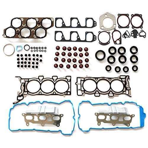 ECCPP Replacement for Head Gasket Set for 07-11 Chevrolet Equinox Malibu Pontiac G6 Torrent Saturn Aura Saturn Vue Suzuki XL-7 3.6L Head Gaskets Kit]()