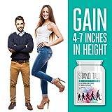 STAND TALL GROWTH PILLS – GET TALLER GAIN HEIGHT GET TALL HEIGHT ENHANCING PILL