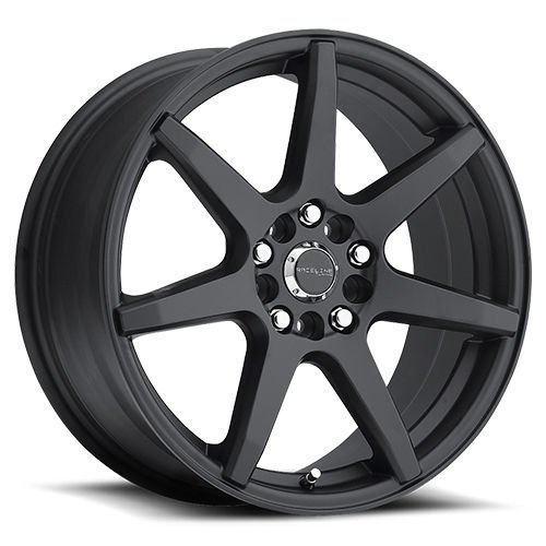 Raceline 131B-EVO Matte Black Wheel with (17x7.5/5x112, for sale  Delivered anywhere in USA