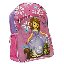 Fast Forward Sofia the First Backpack