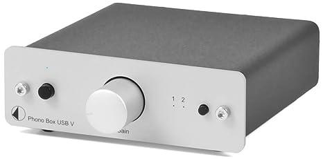Pro-Ject Phono Box III USB - Preamplificador para tocadiscos (MM ...